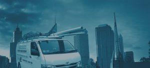 Perth Plumbing Van