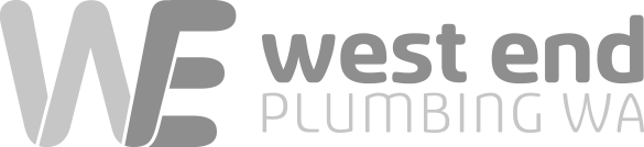 West End Plumbing WA logo