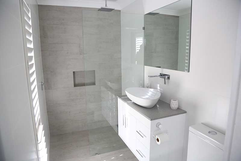 Renovation plumbing perth affordable plumbing services for Complete bathroom renovations
